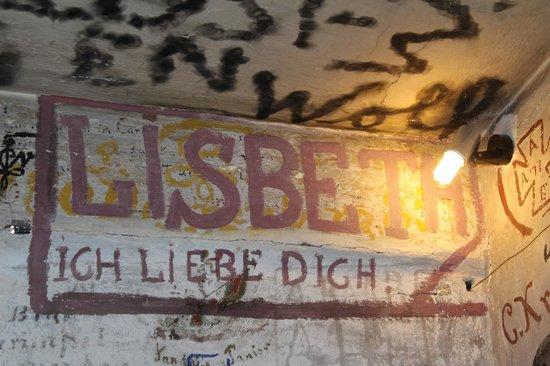 "Alte Universität: ""Lisbeth"" :-)"