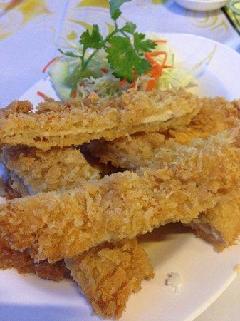 Kao Tom Por Peang: chicken