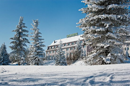 Aparthotel Oberhof: Winterimpression