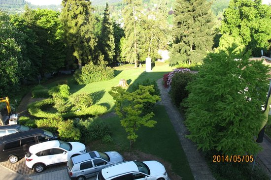 Magnetberg Hotel : View from the room
