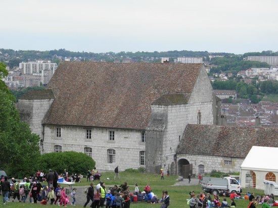 La Citadelle de Besançon : Entrée