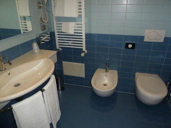 Mercure Venezia Marghera hotel : Bathroom