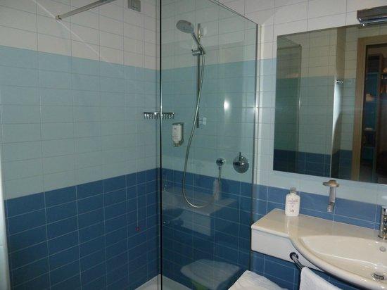 Mercure Venezia Marghera hotel: Shower area