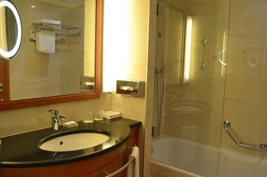 Radisson Blu Centrum Hotel Warszawa: Bathroom