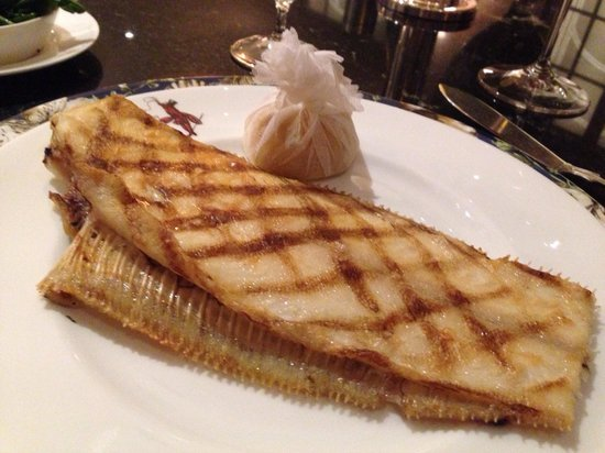 Wiltons: Dover sole