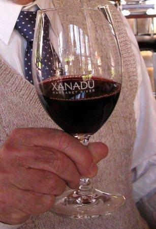 Xanadu Winery: Xanadu 2004 Cab Sav