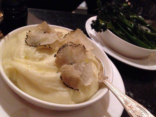 Wiltons: Truffle mash