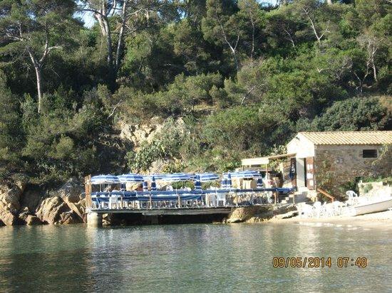 Cavaliere, Francia: chez Jo il ristorante