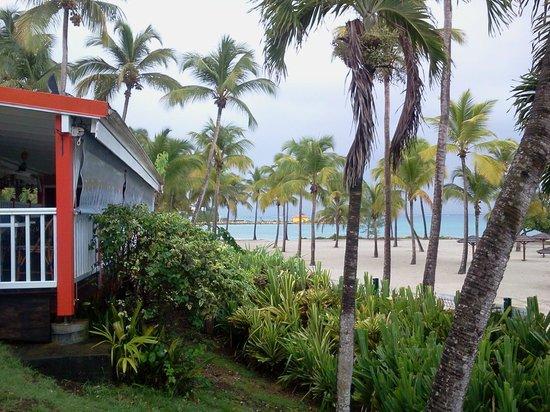 Karibea Beach Resort Gosier : Vue de la piscine