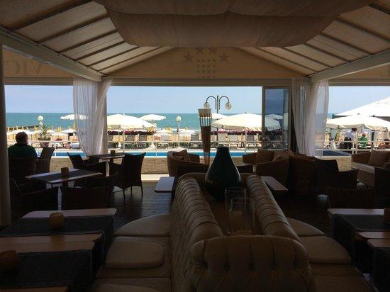 Hotel Victoria Frontemre: Ristorante