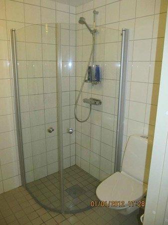 Sky Hotel Apartments Stockholm : doccia