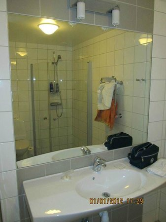 Sky Hotel Apartments Stockholm: toilette
