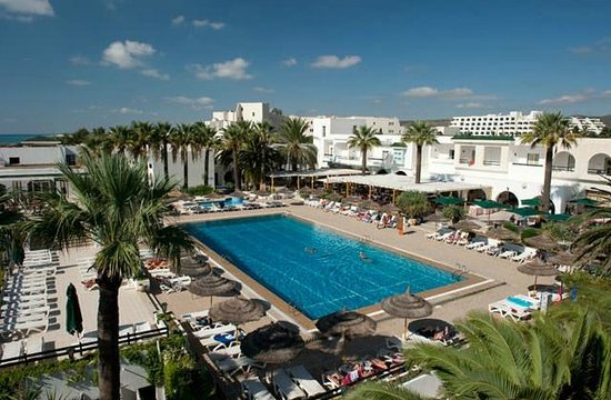 Club Marmara Hammamet Beach : Piscine du Club Marmara