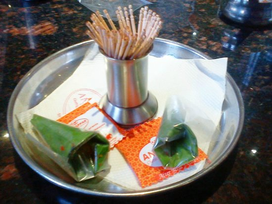 Hotel Annamalai International: Restaraunt