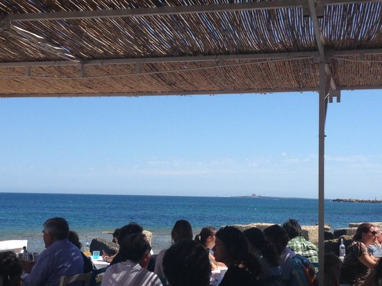 Taverna La Cialoma : Panorama