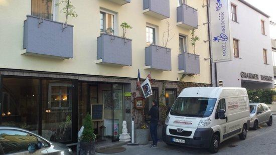 Hotel Brunner: Ingresso Hotel