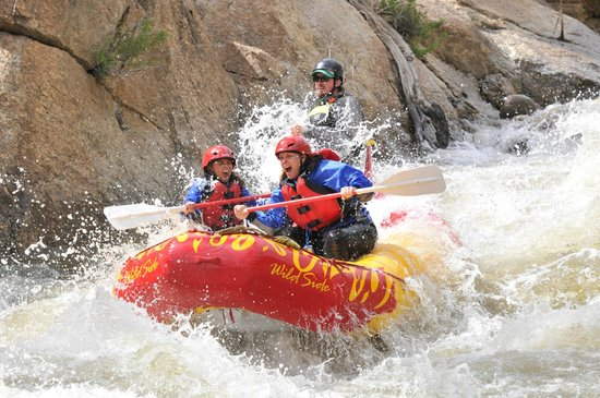 American Adventure Expeditions: Brown's Canyon