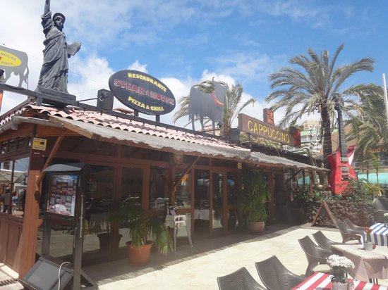 Fuerteventura Jandia Hard Rock Cafe