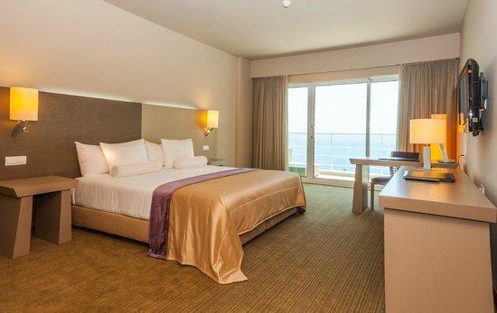 Melia Madeira Mare Resort & Spa : Sea view room
