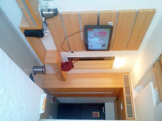 Hotel Annamalai International: Room
