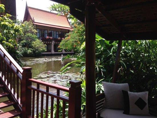 Anantara Hua Hin Resort: Thai style Arcitecture