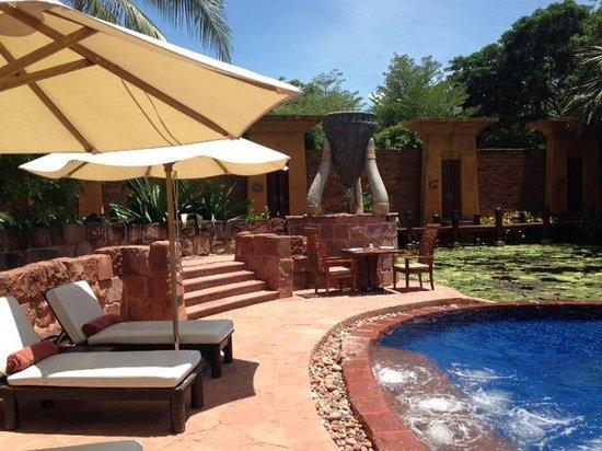 Anantara Hua Hin Resort: Exclusive relax area and SPA