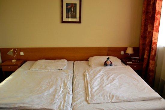 Albion Hotel: В номере