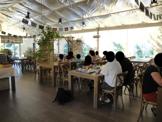 Residence du Bocage : Salle petit déjeuner