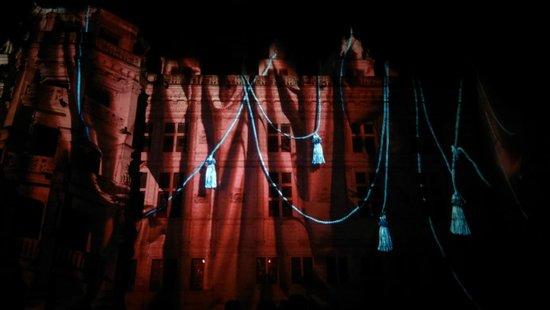Chateau Royal de Blois: Son et lumière au château de Blois