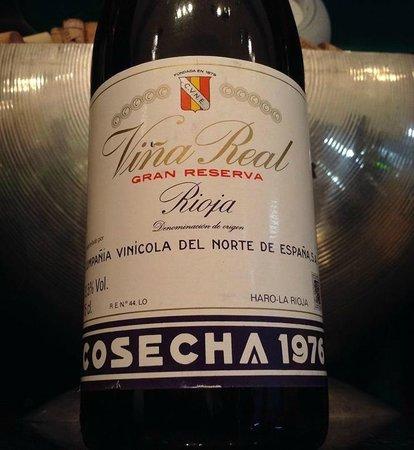 West London Wine School - Day Classes : Viña Real Rioja tasting