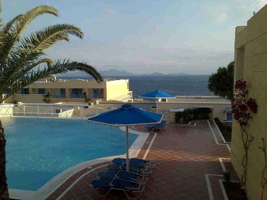 Mitsis Summer Palace Beach Hotel: vue de l'hotel