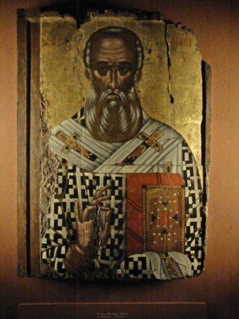Byzantine icon - Picture of Museum of Byzantine Culture ...