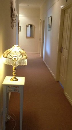 Bluebush Estate: hallway