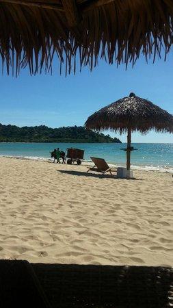 Andilana Beach Resort : la spiaggia