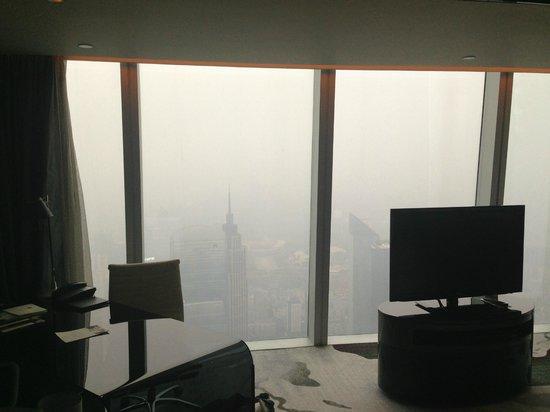 Four Seasons Hotel Guangzhou : chambre deluxe
