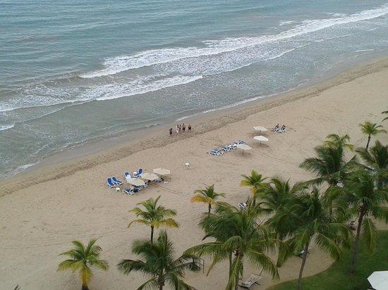 Courtyard Isla Verde Beach Resort: View from 1222