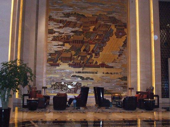Wanda Vista Shenyang: Rappresenta il Palazzo Imperiale della Dinastia Qing