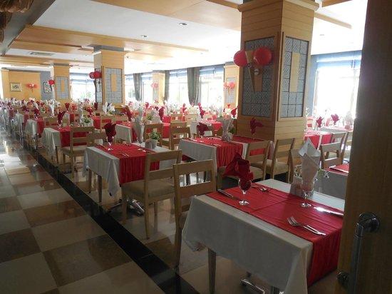 Can Garden Resort: salle à manger