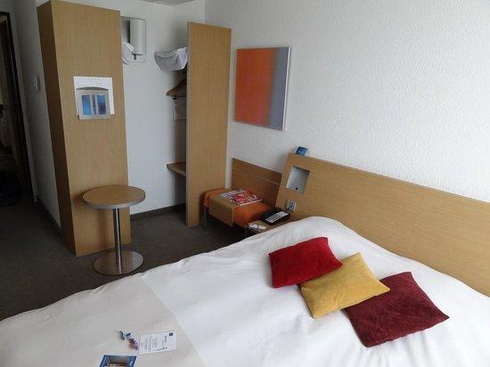 Novotel Maastricht: Chambre 124