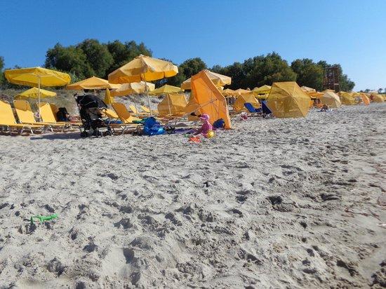 Holiday Village Kos by Atlantica: beach
