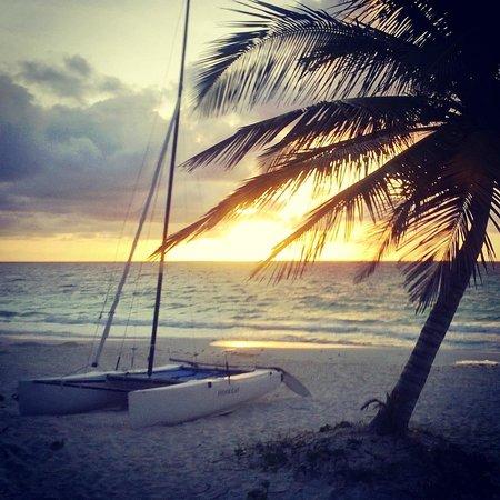 Playa Xcanan Cabanas Tulum : Sunrise