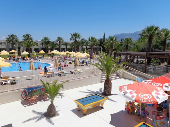 Holiday Village Kos by Atlantica: view from buffet restaurant