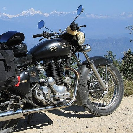 Wild Tracks Nepal - Himalayan Motorcycle Journeys