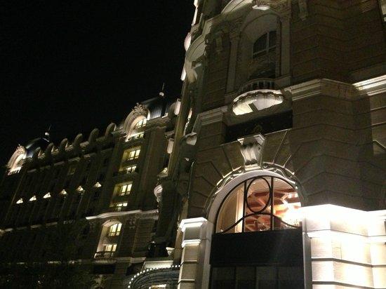 Legendale Hotel Beijing : exterieur