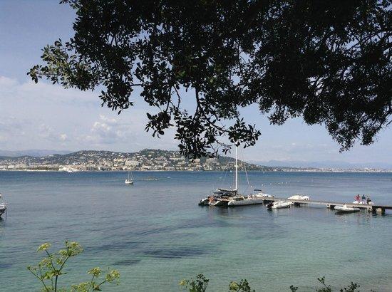Île Sainte-Marguerite : View3