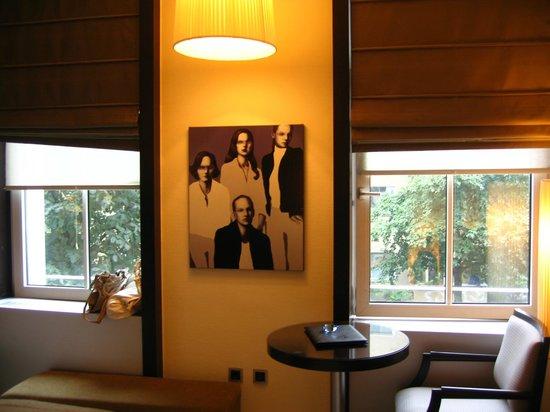 Quentin Design hotel: Room