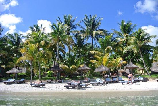 Trou aux Biches Beachcomber Golf Resort & Spa: Spiaggia