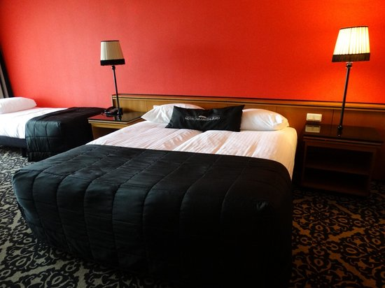 Van der Valk Hotel Haarlem: Slaapkamer