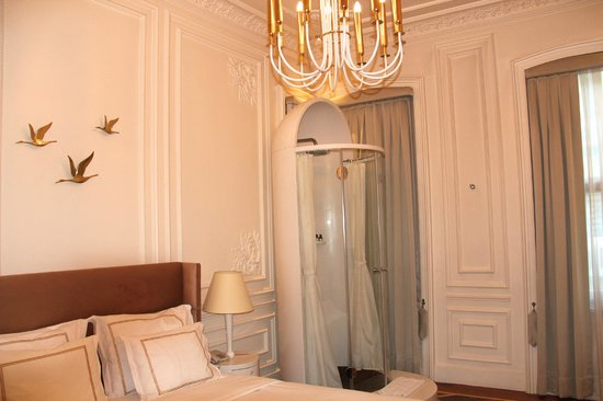 The House Hotel Galatasaray: Chambre