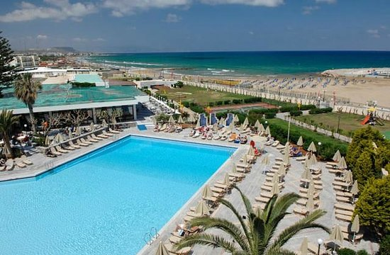 Club Marmara Marina Beach Hotel  Cr U00e8te  Kato Gouves    Voir